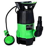 Best Sump Pumps - Charles Bentley Electric Submersible 400W Water Pump, Suitable Review