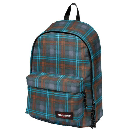 Eastpak Out Of Office Sac à dos Checked Green, Bro