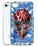 Geschenk Trenz Känguru Lab 3D Ice Hockey iPhone 4/4S Case–Retail Verpackung–Multicolor