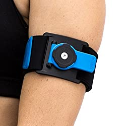 Quad Lock Sports Armband Black