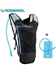 Bazaar ROSWHEEL imperméable multi-fonctionnel en plein air vélo vélo vélo sac à dos avec un sac d'eau
