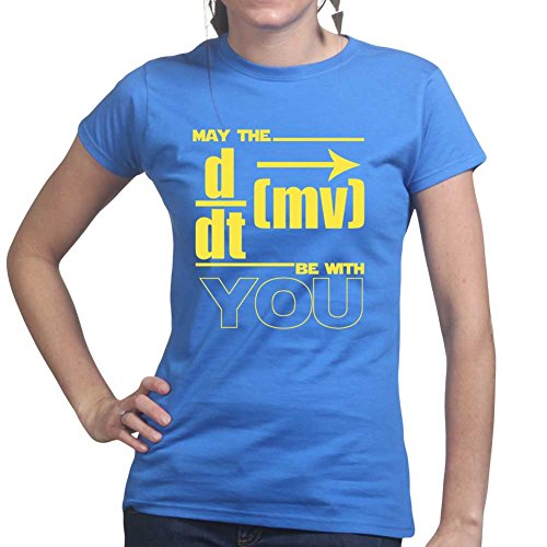 h You Geek Nerd Big Bang Theory Ladies Womens T shirt ()