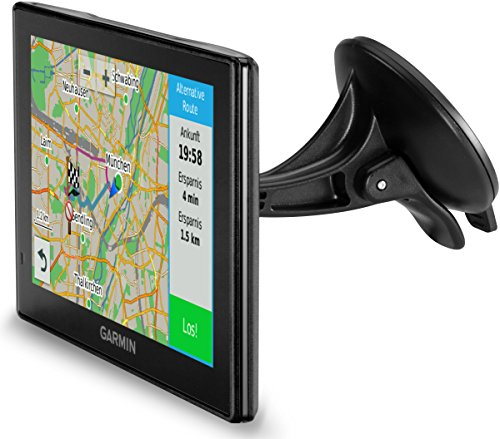 Garmin DriveSmart 50 LMT-D EU Navigationsgerät (12,7cm (5 Zoll) Touch-Glasdisplay, lebenslange Kartenupdates, Verkehrsfunklizenz, Sprachsteuerung) - 5