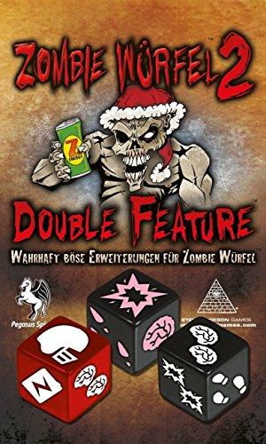 G - Zombie Würfel 2, Double Feature, deutsche Ausgabe (Achtung Zombies)