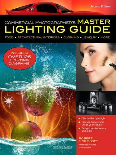 Commercial Photographer S Master Lighting Guide Food Architectural Interiors Clothing Jewelry More