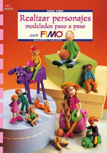 Serie Fimo nº 25. REALIZAR PERSONAJES MODELADOS PASO A PASO CON FIMO (Cp Serie Fimo (drac))