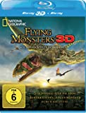 Flying Monsters 3D - National Geographic [3D Blu-ray]
