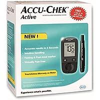 Accu Chek Pro - Accu - Chek Active mit 50 Strips - (Multicolor) preisvergleich bei billige-tabletten.eu