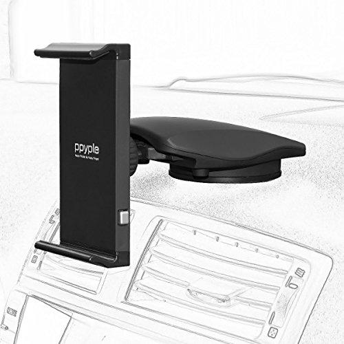 Original PPYPLE DASH-NT universal KFZ Halterung für Armaturenbrett Car holder mit Kugelgelenk für Handy, Smartphone, Navi, Tablet PC 5-10 Zoll (Gel-fällen Für Samsung-tablets)