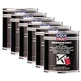 6X LIQUI Moly 6119 Unterbodenschutz streichbar schwarz Korrosionsschutz Dose 2kg