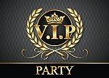 'VIP-EINLADUNGEN': 12-er-Set edle Einladungskarten zur VIP-Party oder Kindergeburtstag von EDITION COLIBRI  VIP Einladungen (10718)