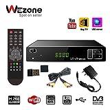 Wezone Digital Satellite Receiver 888A Free to Air DVB-S2 Set Top Box MPEG-4