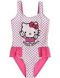 Hello Kitty Fille Maillot de bain 2016 Collection - fushia