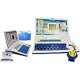 RADHE English Learner Educational Laptop|English Learning Computer | English Learner Laptop - 20 Activities|Multipurpose English Learner Laptop With LED Screen - B07GMVMG1L