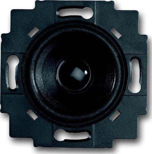 Busch-Jaeger 8223U 8200-0-0042 Lautsprecher-Einsatz, Ohne Abdeckung 2 W, Schwarz - Breitband-geräte