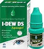 I-DEW DS Aqual Gel Night-Time - Collirio a doppia forza per occhi asciutti o arrossati, lubrificante senza conservanti - Saldi invernali Sconto del 50% - Adatto a utenti di lenti a contatto