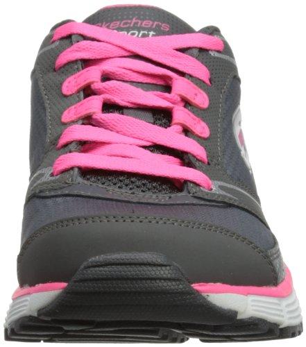 Skechers AgilityRewind Damen Sneakers Grau (CCHP)