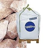 1000kg BigBag Gabionen Steine Marmorkies Bianco Italia 70-120 mm - Steinbrocken - Bruchstein für Gabionen