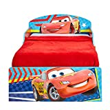 Worlds Apart Disney Cars - Kleinkinderbett mit Stauraum