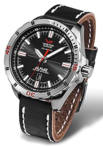 Vostok Europe Almaz Mens Automatic Watch NH35-320A258