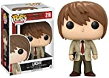 Funko- Pop Vinile Death Note Light, 6364