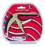 KINSMAN KAC307 - Cejilla para guitarra para guitarra, color dorado