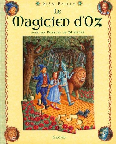 MAGICIEN D OZ par  SIAN BAILEY