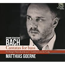 Bach / Cantatas for Bass