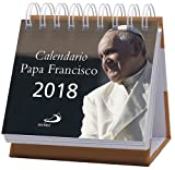 Calendario de mesa Papa Francisco 2018 (Calendarios y Agendas)