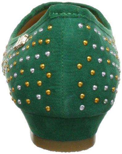 XTI 25888 SP13, Ballerine donna Verde (Grün (verde (green) X39))
