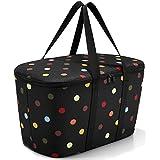 Coolerbag Reisenthel, bolso de compras, bolsa nevera, bolsa para compras, Dots, UH7009
