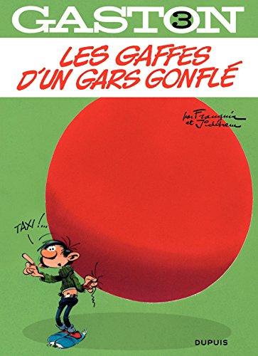 Gaston - tome 03 - Les gaffes d'un gars gonflé par Franquin