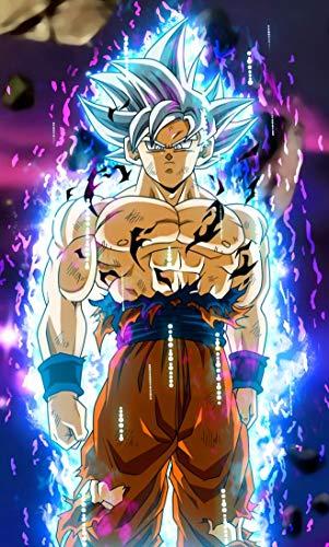 24inch x 40inch/60cm x 100cm Dragon Ball Super Silk
