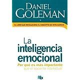 Inteligencia emocional (Spanish Edition) by Daniel Goleman (2013-04-17)