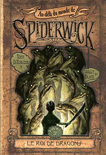 3. Au-delà du monde de Spiderwick - cycle II (03)