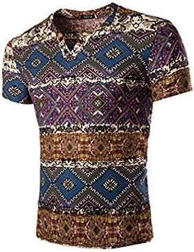 Gladiolus Camiseta Manga Corta Para Hombre Camiseta Estampado Tops Shirts
