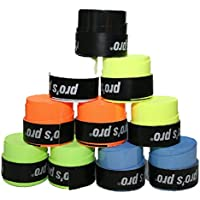 10 Overgrip Pros Pro Gtacky Tennis Grips colores