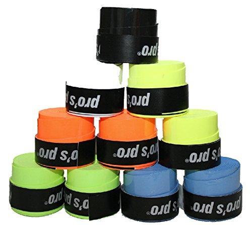 Pro\'s Pro 10 Griffbänder Gtacky bunt