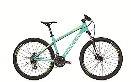 Focus Whistler Evo 27.5R Mountain Bike 2017 (Türkis, L/48cm)