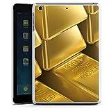 Apple iPad mini 3 Hülle Schutz Hard Case Cover Goldbarren Gold Barren