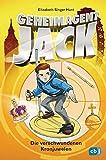 Geheimagent Jack - Die verschwundenen Kronjuwelen (Die Geheimagent Jack-Reihe, Band 4)