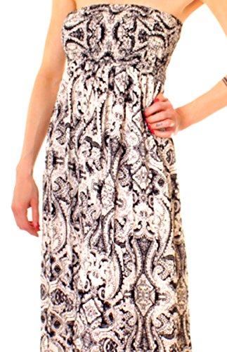 Fragola Moda -  Vestito  - con orlo a palloncino - Donna Modell 16