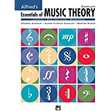 Alfred's Essentials of Music Theory: Complete, Book & 2 CDs by Andrew Surmani (1998-05-01)
