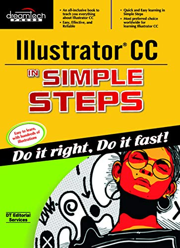 Illustrator CC in Simple Steps