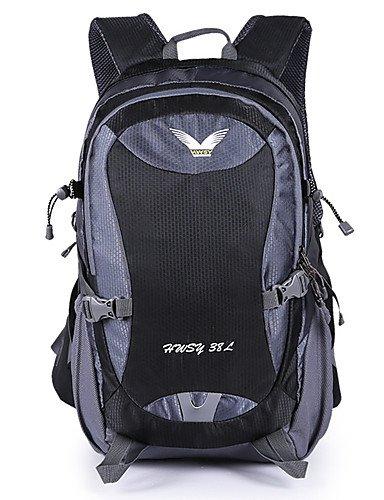 ZQ 38 L Wasserdichte Dry Bag / Rucksack Camping & Wandern Wasserdicht / 3 in 1 andere Red