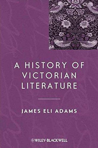 History Victorian Literature (Blackwell History of Literature)