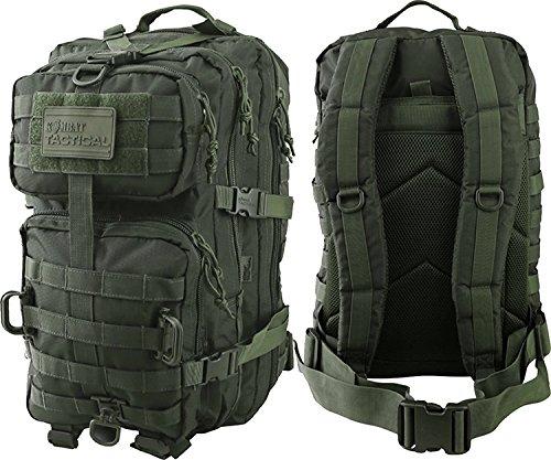 Kombat Tactical Herren Hex Stop Reaper Pack 40Liter Rucksack Travel Rucksack Armee Tasche MOLLE New, olivgrün