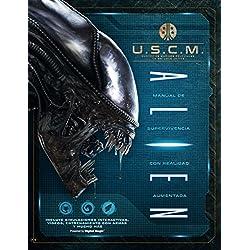 Alien: Manual de supervivencia con realidad aumentada: 3 (Series y Películas)
