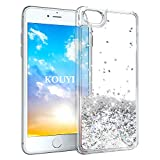 Coque iPhone 8/7,KOUYI Luxe Flottant Liquide Étui Protecteur TPU Bumper Cover...