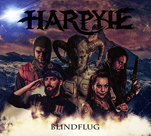 Harpyie: Blindflug (Re-Recorded 2-CD/Digipak) (Audio CD)